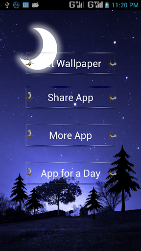 Blue Sky Live Wallpaper