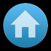 VM9 Blue Glass Icons