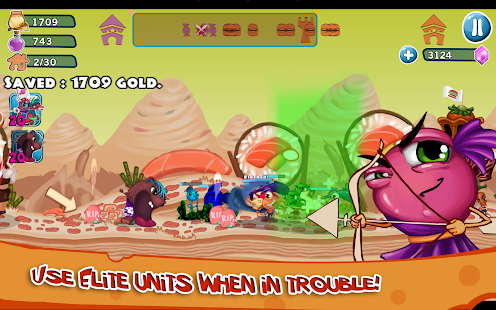 Food Beach Battles- screenshot thumbnail