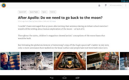 News360: Personalized News Screenshot 20
