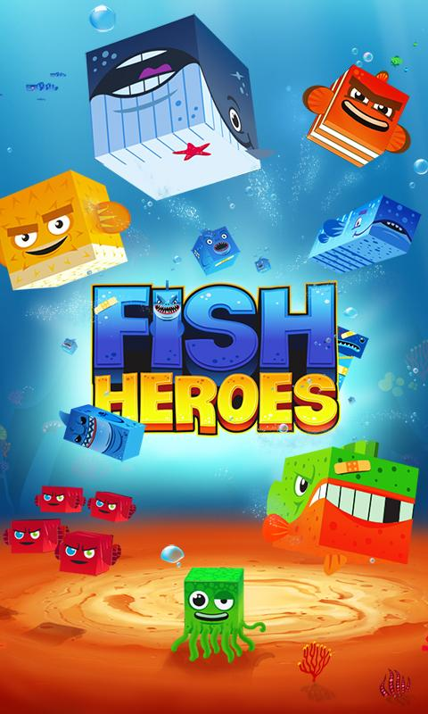 Fish Heroes - screenshot