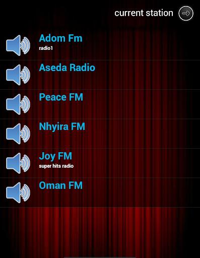 ghana radio live