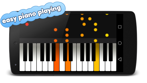Mini Piano Screenshot