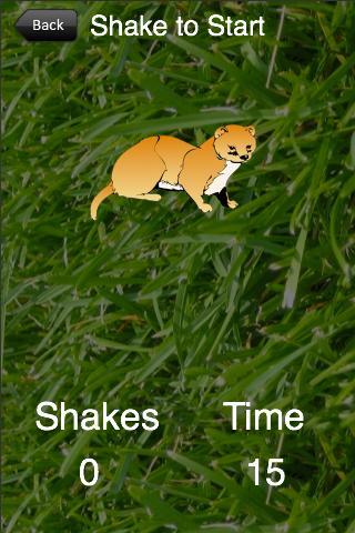 Shake the Weasel- screenshot