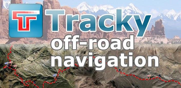 Tracky GPS navigation +compass apk