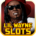 LIL WAYNE SLOTS: Slot Machines Casino Games Free! icon