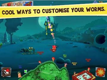 Worms 3 Screenshot 11