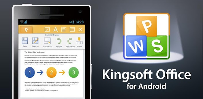Kingsoft Office 5.2.1 (Free)