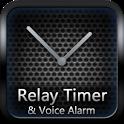릴레이타이머 RelayTimer-알람,alarm,녹음 icon