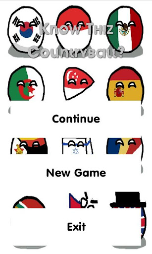 Know Thiz Countryball