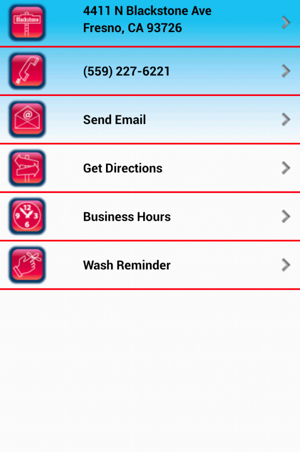 Red Carpet Car Wash Android Apps On Google Play