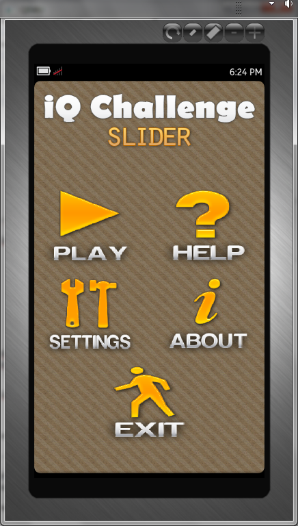 iQ Challenge: Slider- screenshot