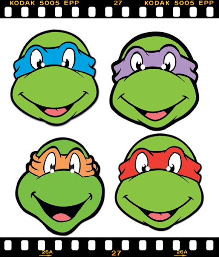 【免費休閒App】ninja turtle puzzle games-APP點子