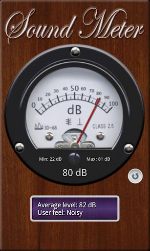 【免費工具App】Sound Meter-APP點子