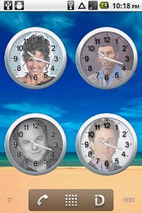 Seinfeld Clocks Free ★Widgets★ - screenshot thumbnail