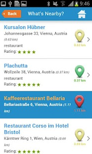 Vienna Guide Hotels Weather - screenshot thumbnail