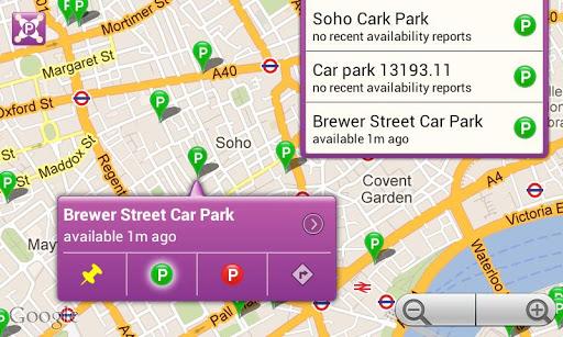 【免費交通運輸App】ParkJam-APP點子