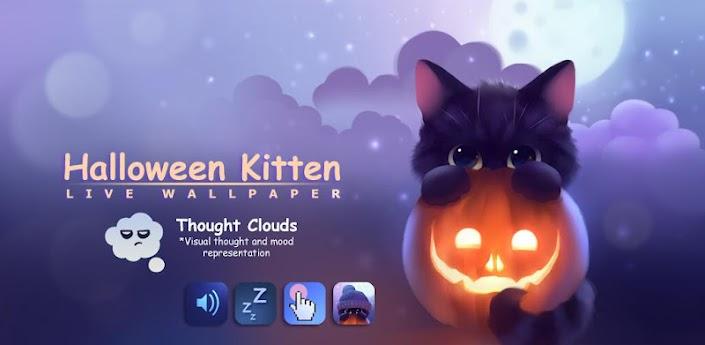 Halloween Kitten apk