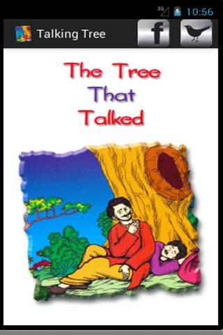 Talking Tree - screenshot