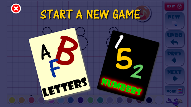 ABC Learning letters toddlers