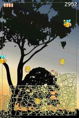 Angry Bees Free- screenshot