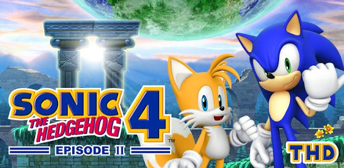Sonic 4 Episode II THD Apk v1.4