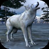White Wolf Simulator 3D