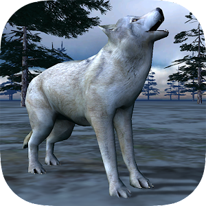 White Wolf Simulator 3D for PC and MAC