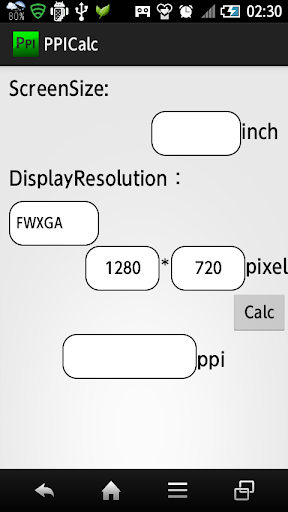 PPICalc
