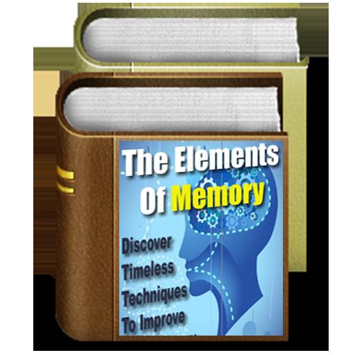 MEMORY IMPROVEMENT TIPS LOGO-APP點子