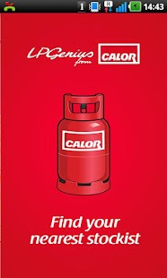 Calor Gas Stockists - screenshot thumbnail