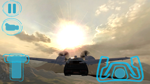 無料解谜AppのFlying Car Free: Police Plane|記事Game