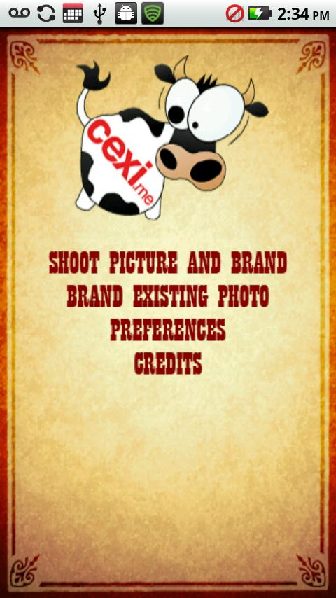 Brand Your Photo - screenshot