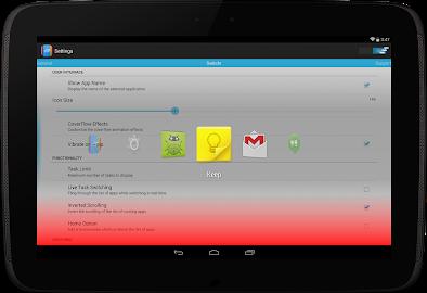 Switchr - App Switcher Screenshot 14