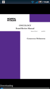 Oncology Board Review- screenshot thumbnail