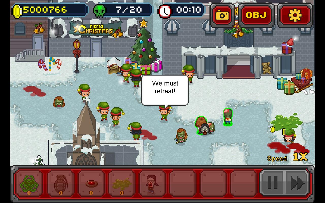 Infectonator screenshot #2