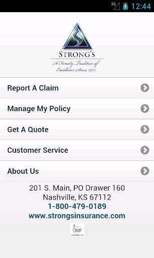 Strongs Insurance Inc.