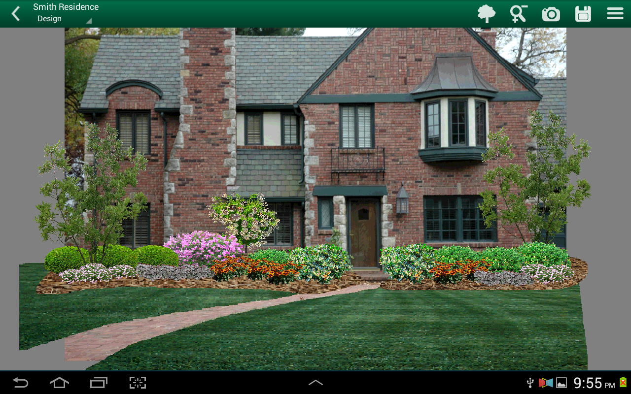 Pro landscape companion android apps on google play for Professional landscape