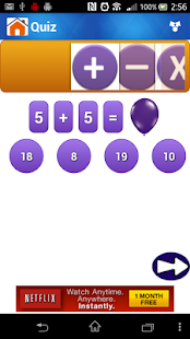 Math Basics & Tables for Kids- screenshot thumbnail