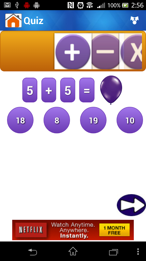 Math Basics & Tables for Kids- screenshot