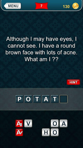 What am I? - Little Riddles  screenshots 5