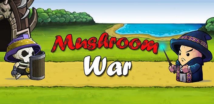 Скачать игру Mushroom War (Война грибов)