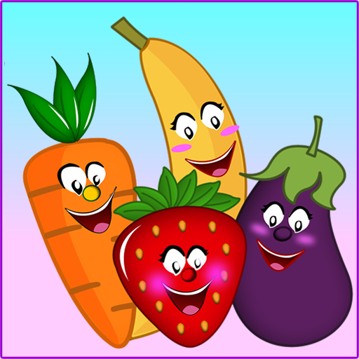 Fun4Kids: Fruits & Vegetables LOGO-APP點子