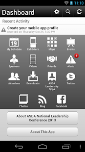 ASDA National Leadership 2013 - screenshot thumbnail