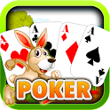 Bunny Racing Poker Free Card icon