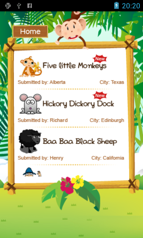 Animal Alphabets ABC Poem Kids Google Play Store revenue