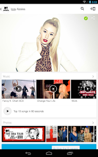 MTV Artists - screenshot thumbnail