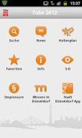 Screenshot of Tube App