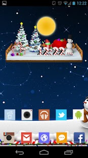 Christmas Clock - screenshot thumbnail
