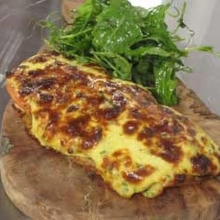 Welsh Rarebit On Sourdough Toast